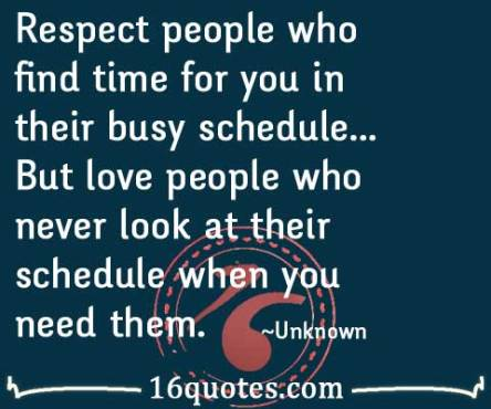 Respect-people-who-find-time